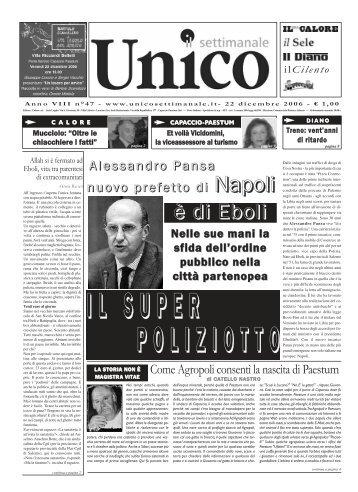 Napoli - Unico
