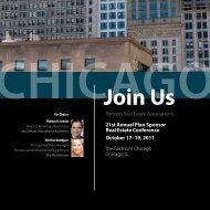 Conference Program - Pension Real Estate Association