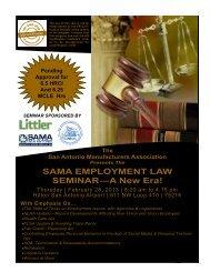 February 28, 2013 | 8:00 am - Southwest Research Institute