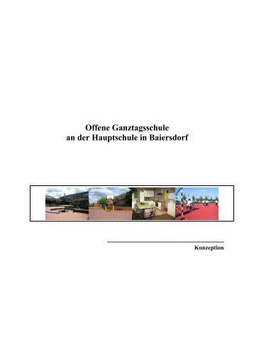 Offene Ganztagsschule an der Hauptschule in ... - Der Puckenhof
