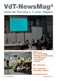 Download PDF - Verein der Techniker eV
