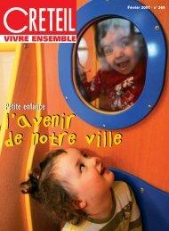 Vivre Ensemble - Février 2007 - Créteil