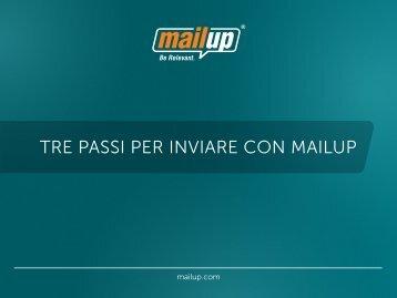 Presentazione 2 - MailUp