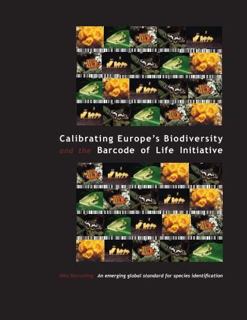 here - European Consortium for the Barcode Of Life