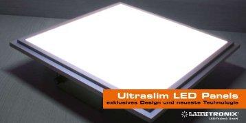 Info-Flyer für UltraSlim LED Panels 276.33 KiB - LEDS.de