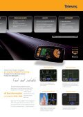 Get the app now - Televes -> H45 : Advanced HDTV System Analyzers - Page 3