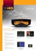 Get the app now - Televes -> H45 : Advanced HDTV System Analyzers - Page 4