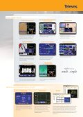 Get the app now - Televes -> H45 : Advanced HDTV System Analyzers - Page 5