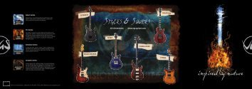 COBRA All informations - VGS Guitars