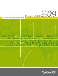 Données et statistiques 2009 - Société de l'assurance automobile ...