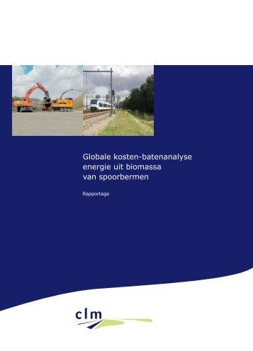 Rapportage Biomassa - ProRail