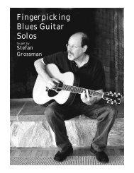 Fingerpicking Blues Guitar Solos - Tommy Emmanuel CGPAM