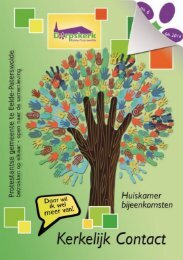 Download actueel nummer van Kerkelijk Contact - Protestantse ...