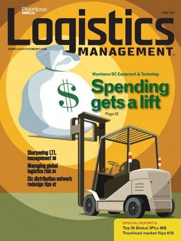 Logistics Management - June 2010