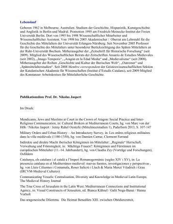 3 cv. dr arnd kppers katholische sozialwissenschaftliche ...