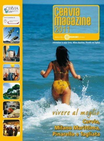 CERVIA MAGAZINE - (Confesercenti) - Cervia turismo - Comune di ...