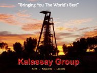 QA on Analytical Balances - Kalassay Group