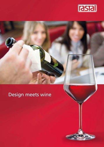 Design meets wine - Rastal