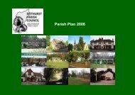 Nuthurst Action Plan 2006 version 8 in colour - Horsham District LDF