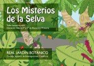 Cuaderno para el alumno - Real Jardín Botánico - Consejo Superior ...