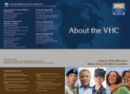 Vaccine Healthcare Centers Network: