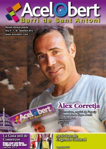 Sant Antoni N.56 Setembre 2012 - Acelobert
