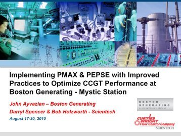 Implementing PMAX and PEPSE with Improved Practices to ...