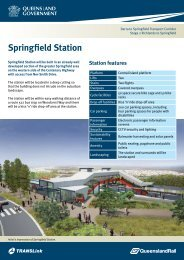 Springfield station.pdf - Queensland Rail