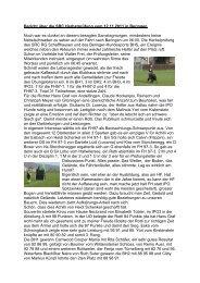 Bericht über die SRC Herbstprüfung vom 12 - Schweizerischer ...
