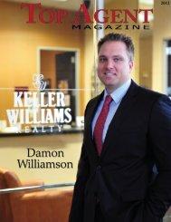 Damon Williamson - Top Agent Magazine
