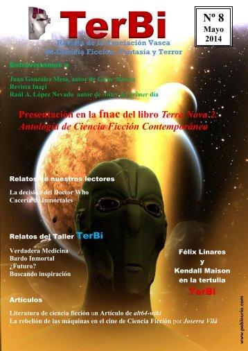 TerBi Revista nº 8 Mayo 2014