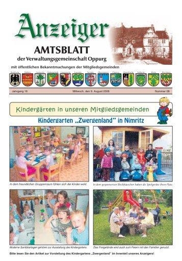 GEMEINDE LANGENORLA - Verwaltungsgemeinschaft Oppurg