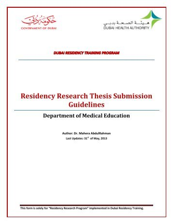 Dnb thesis status