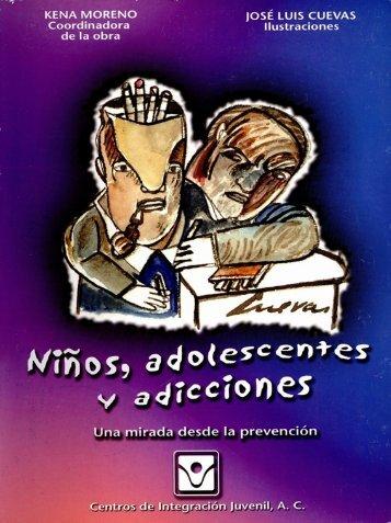 niños, adolescentes y adicciones - Centros de Integración Juvenil