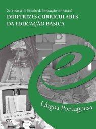 Diretrizes Curriculares - Portugues.seed.pr.gov.br - Governo do ...