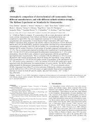 Deshler et al., 2008 - Atmospheric Science - University of Wyoming