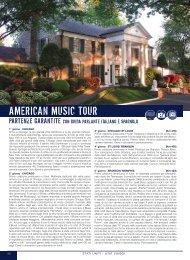 American Music Tour - Utat Viaggi