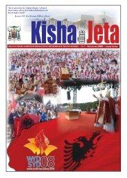 Shtator 2008 Çmimi 30 lekë Organ i ... - kishadhejeta.com