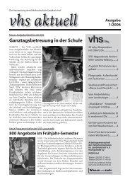 Download - VHS Landkreis Hof