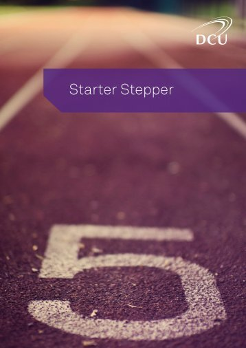 Starter Stepper - Get Ireland Active