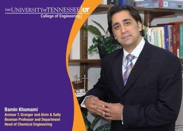 Bamin Khomami - College of Engineering