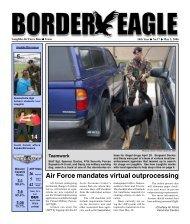 Air Force mandates virtual outprocessing - Laughlin Air Force Base