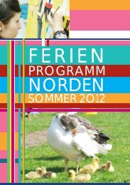 norder pass - Kreisvolkshochschule Norden