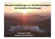 H_H_Klein_Idar_Oberstein - Chiemgauer Kardiologie Tage