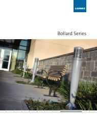 Bollard Series - Architectural Lighting Associates (ALA, Inc.)