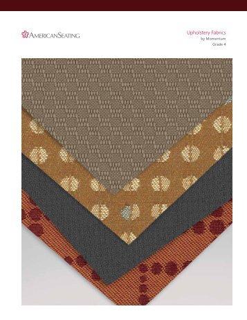 Momentum Grade 4 Upholstery Fabrics - American Seating