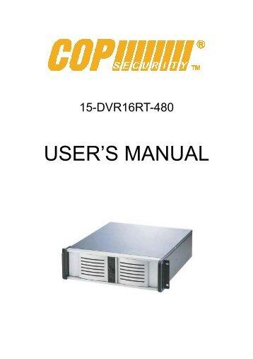 dvr range cop security rh yumpu com H 264 DVR Internet Setup H.264 DVR System