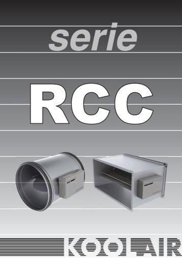 Serie RCC - Koolair