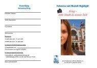 Anmeldung Fotoreise Prag - Volkshochschule im Norden des ...