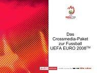 Zu den Studienergebnisse der UEFA EURO 2008 ... - Publisuisse SA